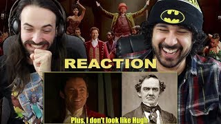 Honest Trailers - THE GREATEST SHOWMAN - REACTION!!!