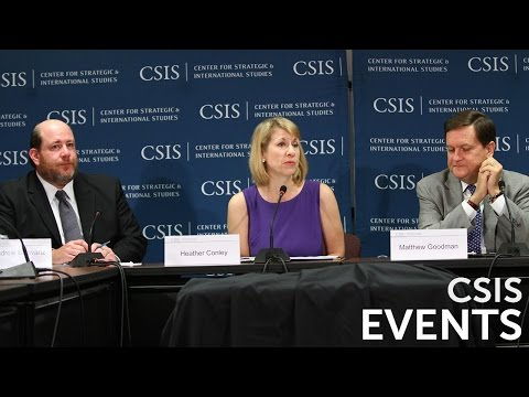 CSIS Press Briefing: The Upcoming G20 Summit and President Obama's Sweden Visit