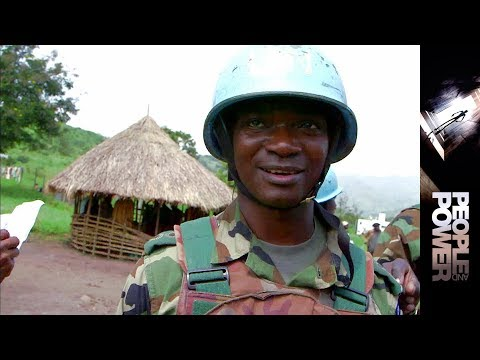 People & Power - Congo and the General