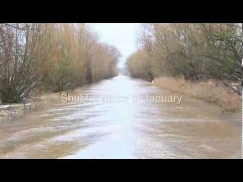 SOMERSET LEVELS FLOODS Jan 2014
