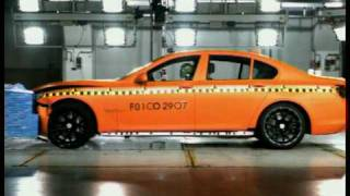 Nuova BMW Serie 7 - Crash test videos