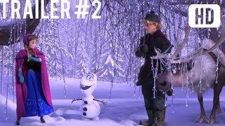 Frozen Official Trailer #2 Full HD Cartoon Teaser