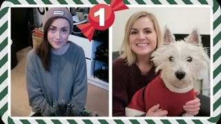 VLOGMAS! DADDY'S NOT COMING HOME