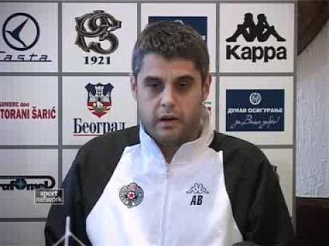 Partizan pred Čelendž kup
