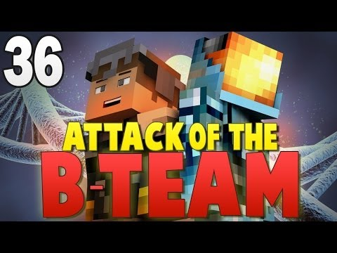 Minecraft: HOW TO TELEPORT! - Attack of the B-Team Modded Survival w/ Tyga Ep.36