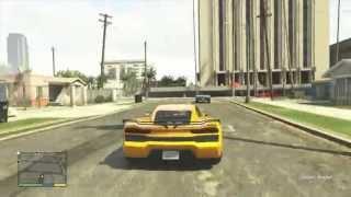 Grand Theft Auto V Los Coches Mas Rápidos :)