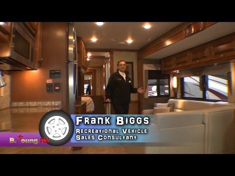 Stock #3630 2015 32-foot Allegro Class A Motor Home (Frank Biggs)