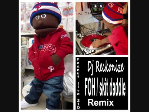Peanut Live 215 FOH Skit Daddle Dj Reckonize Club Remix 2012