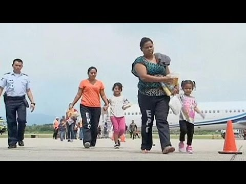 Obama plan for influx of Central American migrant children under spotlight