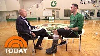 NBA Boston Celtics Player Gordon Hayward Opens Up About His Devastating Injury   TODAY