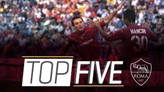 Top 5 AS Roma goal away to Udinese