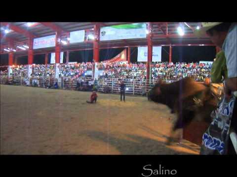 Final Nacional Monta de toros de Acet de Costa Rica, Liberia 22/07/ 2012
