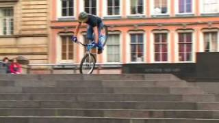 Inspired Bicycles Danny MacAskill April 2009