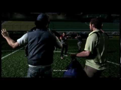 Max Payne 3 Walkthrough: Chapter 3 part 1
