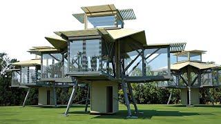 10 FUTURISTIC HOMES - TRANSFORMING HOUSES AND DESIGN