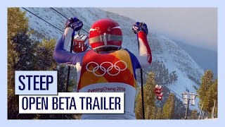 Steep - Road To The Olympics Open Beta Trailer