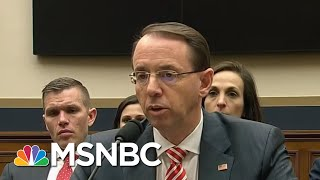 What It Means For Robert Mueller That Rod Rosenstein Plans To Leave DOJ | The 11th Hour | MSNBC