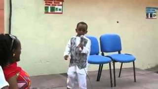 Talented Kid Presenting Amazing Poem [Must Watch]