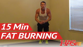 15 Minute Inferno Fat Burning Workout Weight Loss