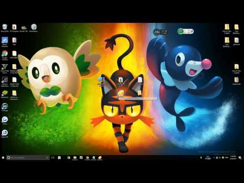 How to get Pokemon Sun and Moon on your PC for free! FULL SPEED! SUPER EASY!! (Voice Tutorial)(2017)