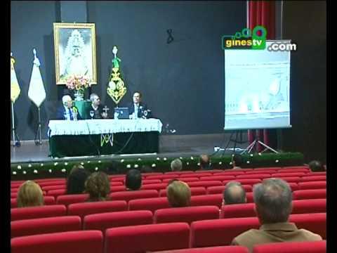 Una conferencia abordó en Gines la historia del Rocío