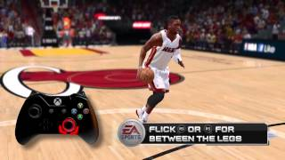 Nba Live 14 Brand New Signature Dribble Moves| Analysis