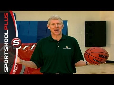 Basketball Passing Techniques with Pro Basketball Coach Bill Walton