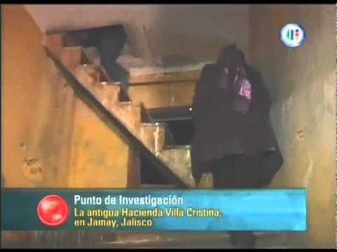 Extranormal Terror en Hacienda Villa Cristina Jamay Jalisco 14 marzo 2011