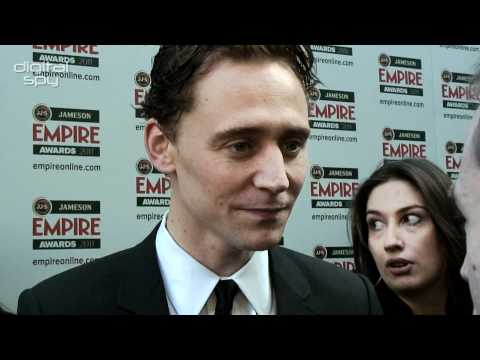 Tom Hiddleston on Thor, Spielberg and Branagh