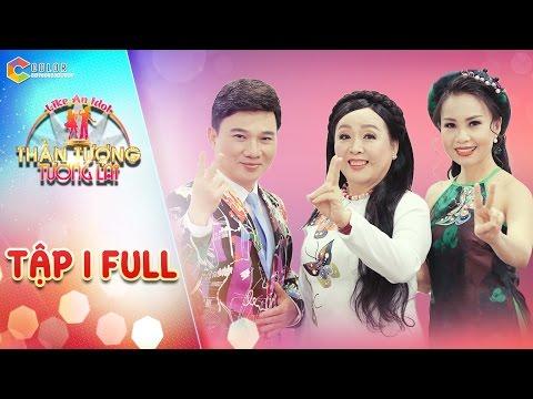 Thần tượng tương lai | Tập 1 full HD: Cẩm Ly, Quang Linh mê mẩn với bản sao nghệ sĩ Thu Hiền