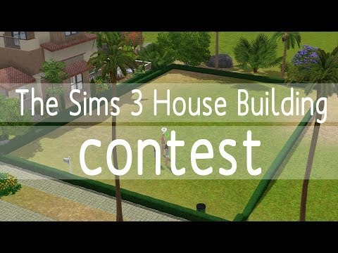 The Sims 3 - House Building contest - Build a house for my world