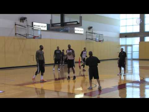 Miami Heat prepare for Brooklyn Nets