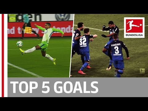 Boateng, Coman, Gnabry and More  - Top 5 Goals on Matchday 14