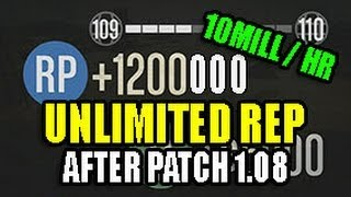 *NEW* GTA 5 Online UNLIMITED RP GLITCH AFTER PATCH 1.08