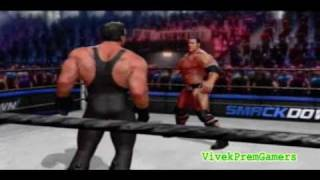 WWE All Stars Sting CAW With Formula + Gameplay