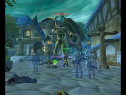 Все значимые события World Of Warcraft.