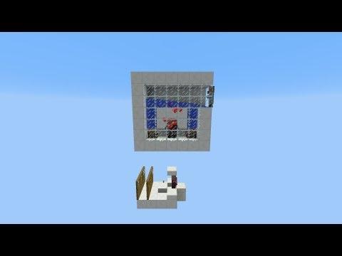 Minecraft Tutorial: Simple Infinite Villager Breeder [1.6.2 - 1.7.10]