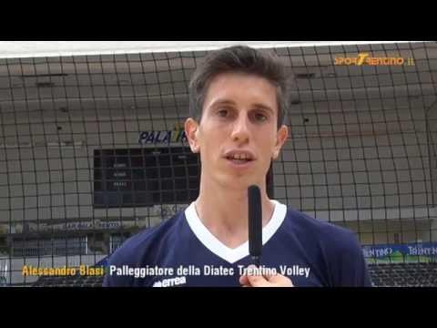 Copertina video Alessandro Blasi (Diatec Trentino)