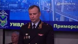 Личному составу Управления МВД России по ПК представили нового руководителя