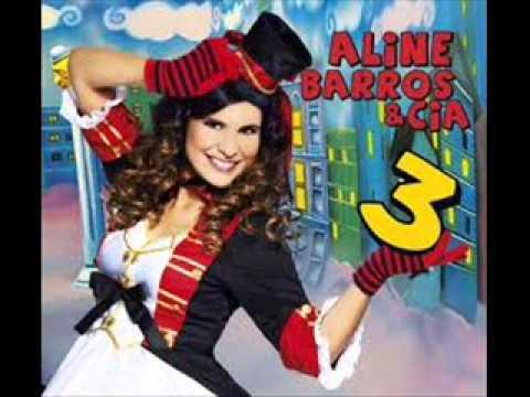 ALINE BARROS E CIA 3.CD COMPLETO