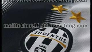 Potrebbero essere queste le nuove maglie della Juventus 2011-2012?
