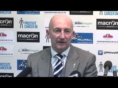 Ian Holloway: I won't let Tony Pulis take my wife