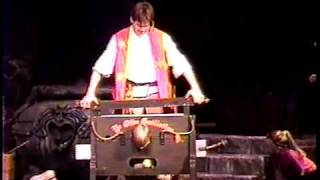 Magic Trick Goes Wrong The Enchanted Laboratory Busch