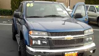 2005 Chevrolet Colorado Extended Cab Z71 4X4 Art Gamblin Motors Tim Smith V2102 videos