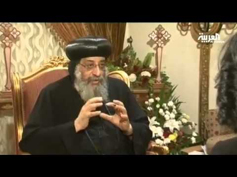 Egypt's new Pope says security situation, not Islamists, worries Christians