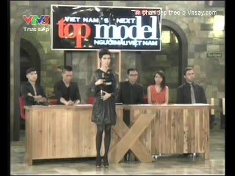 Chung ket Vietnam's Next Top Model 2011 Tap 14 8/1/2012