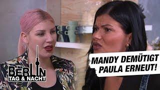 Berlin - Tag & Nacht - Mandy demütigt Paula! #1645 - RTL II
