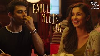 kapoor and sons movie, rahul meets tia promo, Alia Bhatt,Fawad Khan, Siddharth
