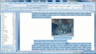 Aprende Microsoft Word (2ª Parte)