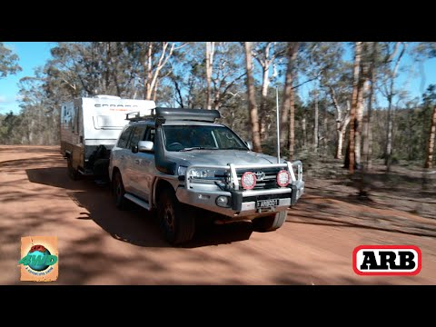 Toyota Landcruiser 200 Series ARB upgrade